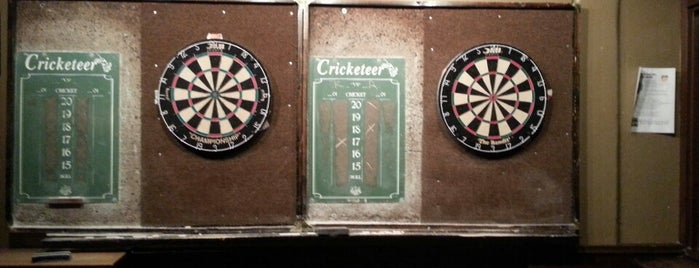 The Wellington is one of 15 Best Dart Bars in America.