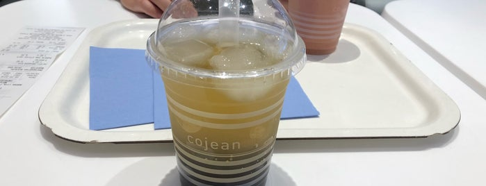 Cojean is one of Europe 2014.