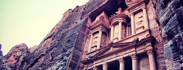 Petra is one of Top photography spots.