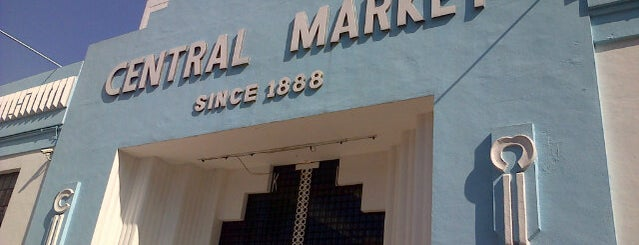 Central Market (Pasar Seni) is one of Attraction Places to Visit.