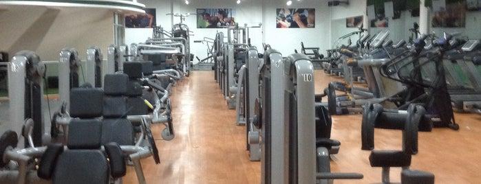 sportlife Athletic Center is one of Lugares favoritos de Zita.