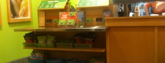 Jamba Juice is one of My Saved Places.