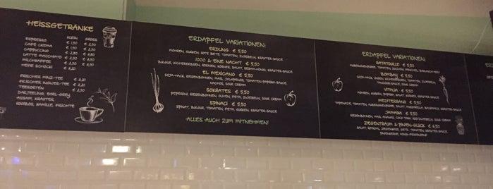 Café Erdapfel is one of 4sq365de (1/2).