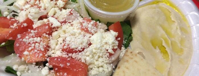 Shawarma Vite Mediterranean Grill is one of V 님이 저장한 장소.