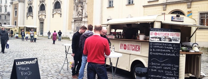 HY Kitchen is one of der tisch.