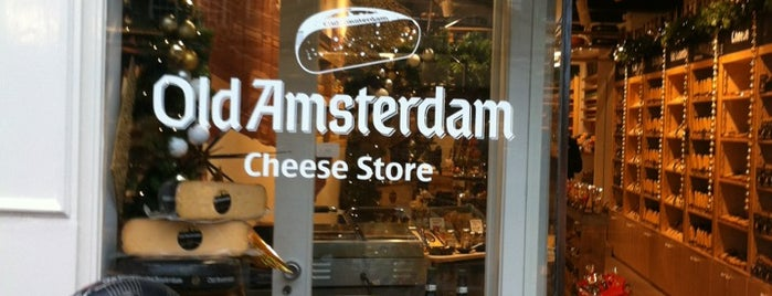 Old Amsterdam Cheese Store is one of amsterdM.