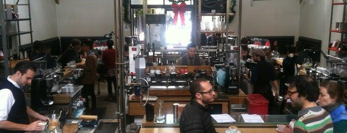Intelligentsia Coffee & Tea is one of LA.