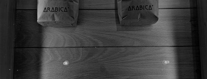 % Arabica is one of Dubai.