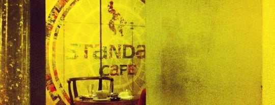 Standard Cafe is one of Prague Places.