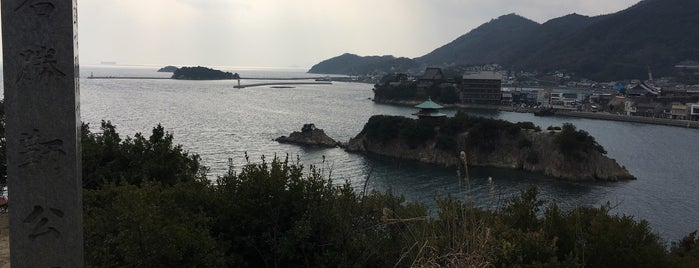 御膳山展望台 is one of ヤン 님이 좋아한 장소.