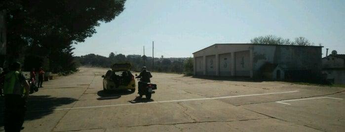 Autodrom Terramar is one of Locais curtidos por Carlos.