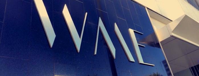 William Morris Endeavor (WME) is one of LA Work Spaces.