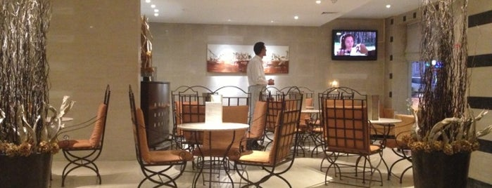 SANA Executive Hotel is one of SANA Hotels.