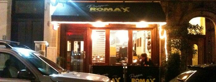 Pappa Roma is one of Orte, die Riaz gefallen.