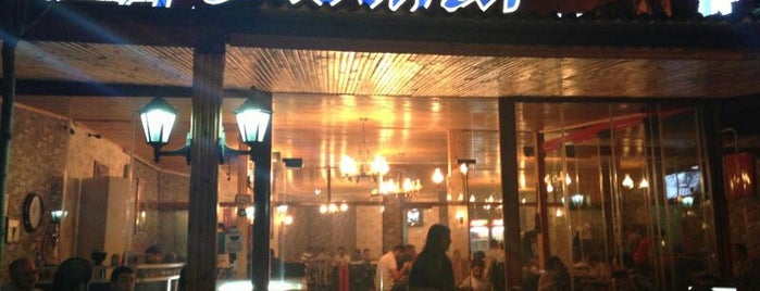 Hasbihal Nargile Cafe is one of Tempat yang Disukai Dyg B.B.