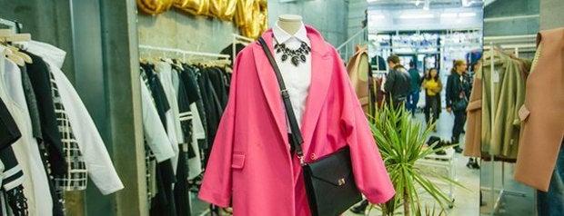 БОЛЬШОЙ is one of Где искать одежду петербургских дизайнеров.