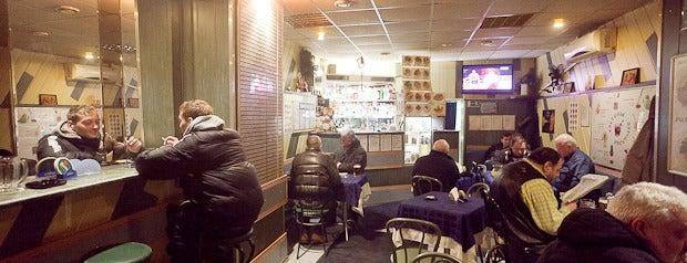 Синяя Скатерть / Бар без названия is one of Где дешево и вкусно поесть или выпить в Петербурге.