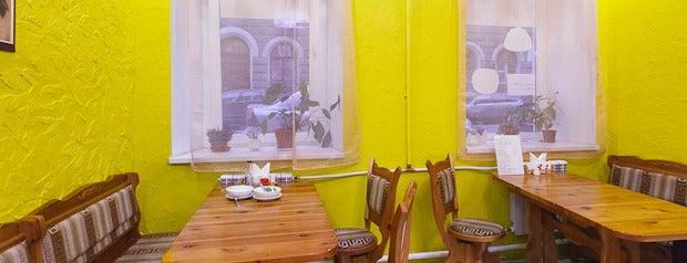 Где дешево и вкусно поесть или выпить в Петербурге