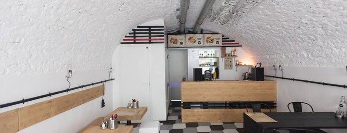 Pita's is one of «Новые места» в Петербурге — 2014.