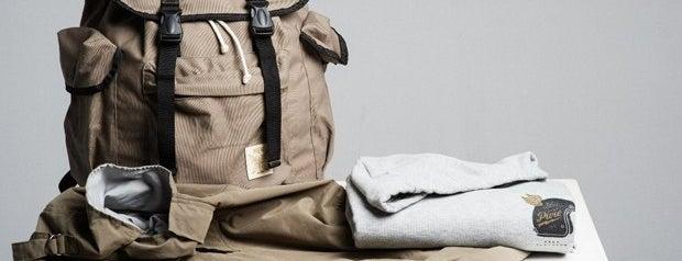 Меч is one of Где искать одежду петербургских дизайнеров.