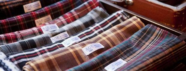 Logovo is one of Где искать одежду петербургских дизайнеров.