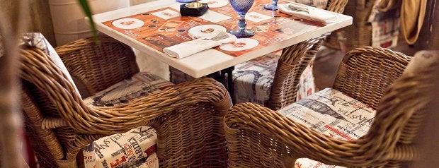 Freeman's Food and Wine is one of «Новые места» в Петербурге.