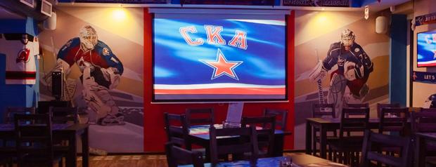 Спорт-бар «19 46» is one of Где смотреть Олимпиаду в Петербурге.
