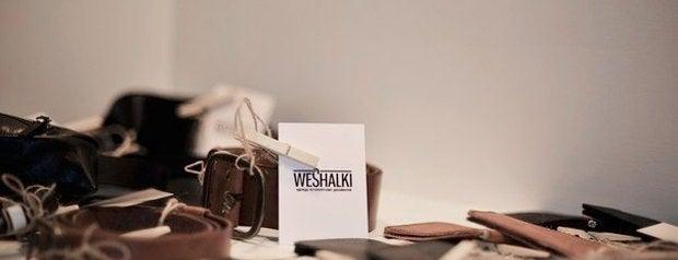 Weshalki is one of Где искать одежду петербургских дизайнеров.