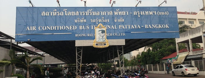 Pattaya Bus Terminal is one of Locais curtidos por Hongyi.
