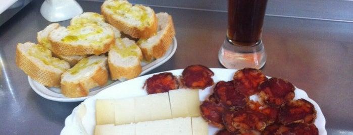 Ca la Paqui is one of Ruta a Sant Martí. La ruta gastronòmica.