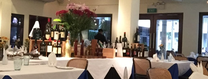 La Barca Ristorante and Wine Bar is one of Tempat yang Disimpan Maynard.