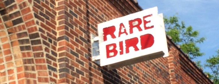 Rare Bird Brewpub is one of MI Breweries.