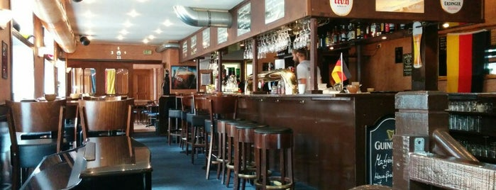 Husum Pub is one of Lugares favoritos de Tino.