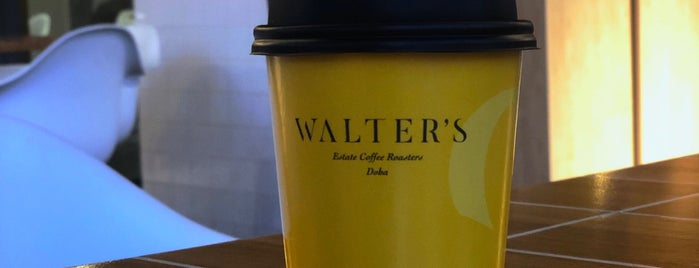 Walter's is one of Qatar 🇶🇦.