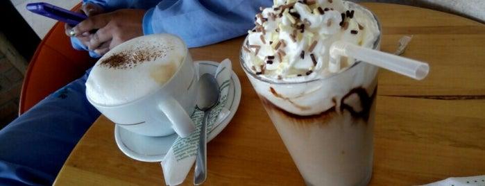 The Italian Coffee Company is one of Lugares favoritos de Franco.
