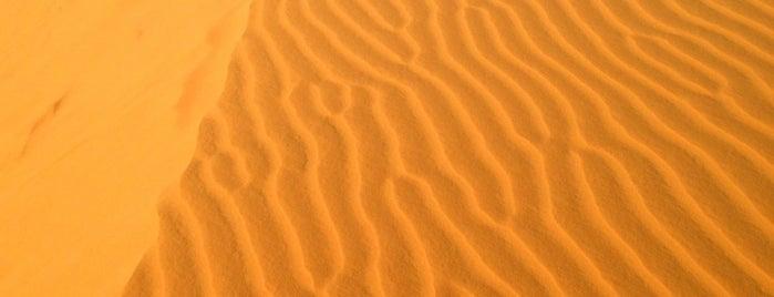 Mũi Né Sand Dunes is one of vietnam.
