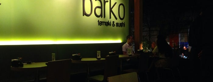 Barko Temaki & Sushi is one of Porto Alegre 2.