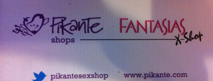 Pikante Sex Shop is one of Lieux sauvegardés par MarinitiPoweR.