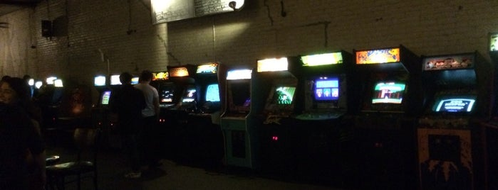 Barcade is one of The Hot List.