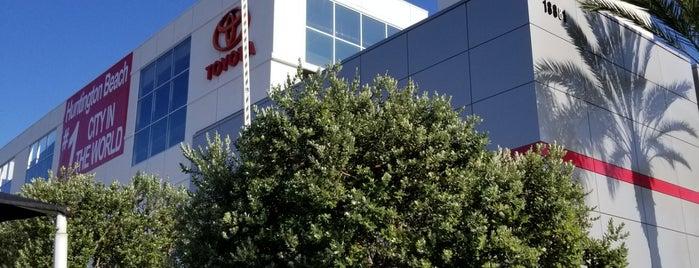 Toyota of Huntington Beach is one of Lugares favoritos de Ryan.