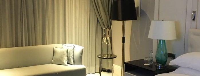 The Ritz-Carlton, Budapest is one of Andrea 님이 좋아한 장소.