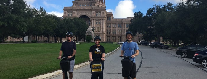 Segway Nation is one of Downtown Entertainment.