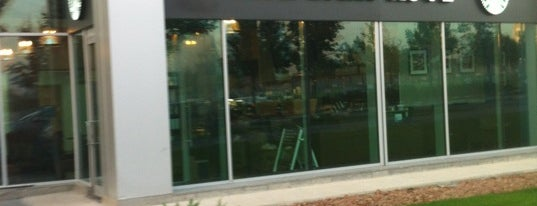 Starbucks is one of Alexander : понравившиеся места.