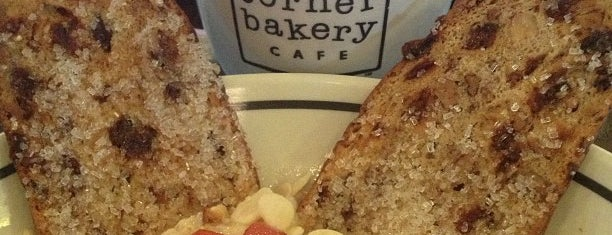 Corner Bakery Cafe is one of El Paso.