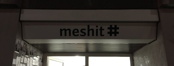 meshit is one of To-Do List [Wien].