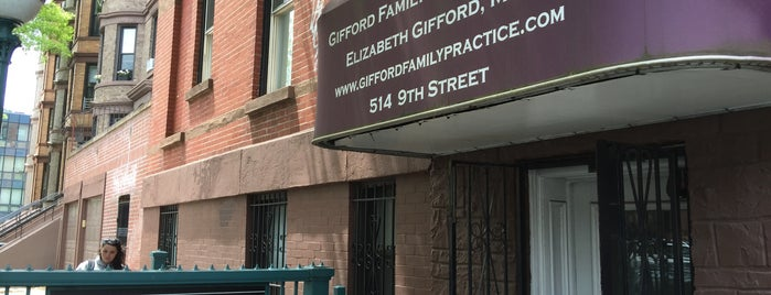 Gifford Family Practice is one of Leah : понравившиеся места.