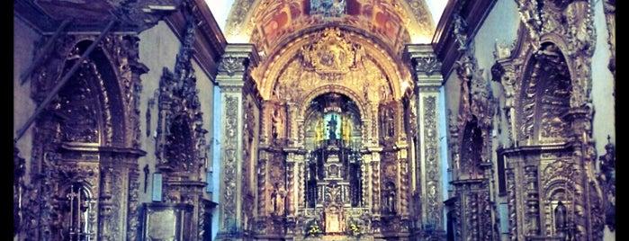 Igreja de Nossa Senhora do Carmo is one of Portugal.