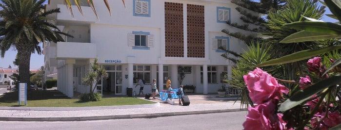 Apartmentos Vilabranca is one of Hostelling.