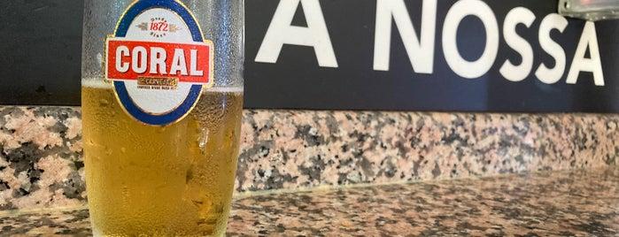 o nosso bar is one of Madeira.