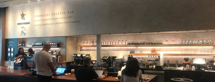 Starbucks Reserve Bar is one of ATX // coffee shops.